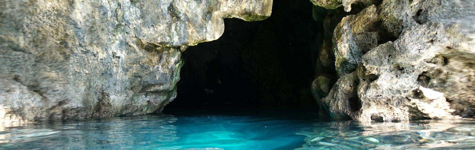 大人気!青の洞窟シュノーケル!